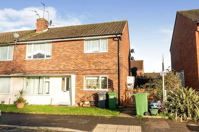 2 Bedrooms Flat for rent in Cranbourne Lane, Basingstoke, RG21
