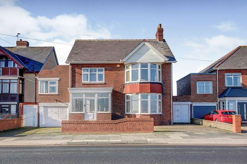 4 Bedrooms Detached House for sale in The Links, Whitley Bay, Tyne and Wear, NE26