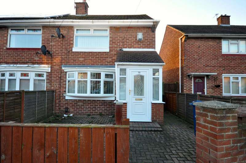 2 Bedrooms Detached House for rent in Gardiner Square, Grindon, Sunderland