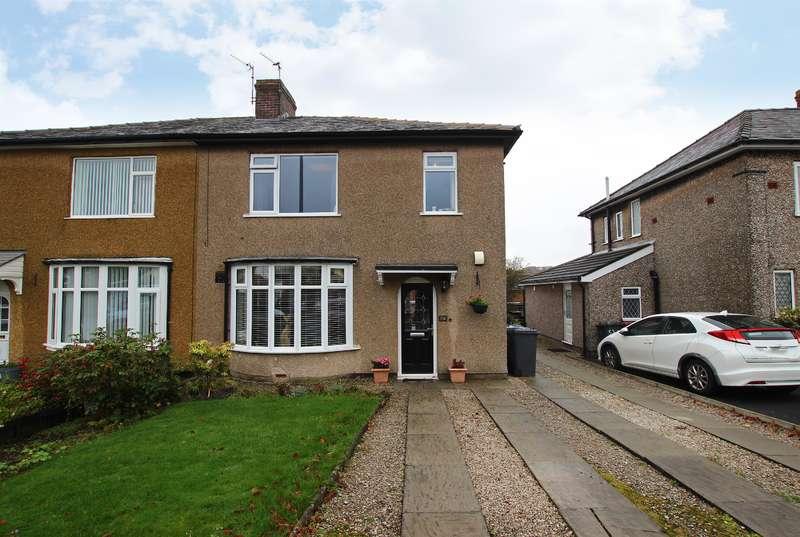 3 Bedrooms Semi Detached House for sale in Preston Old Road, Blackburn, BB2 5NL