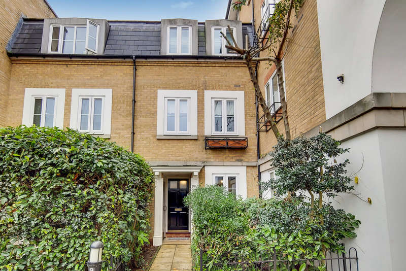 4 Bedrooms Town House for rent in Monnery Road N19