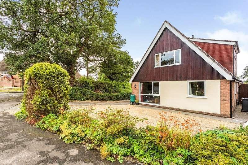 3 Bedrooms Detached House for sale in Ballot Hill Crescent, Bilsborrow, Preston, PR3