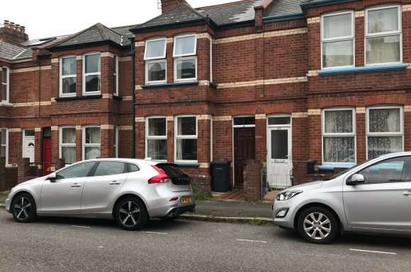 4 Bedrooms Terraced House for rent in Danes Road, Exeter
