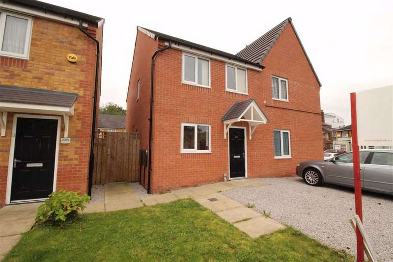 3 Bedrooms House for rent in Lauderdale Crescent, Manchester