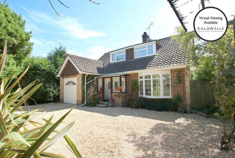 3 Bedrooms Detached House for sale in Belmore Road, Lymington, Hampshire