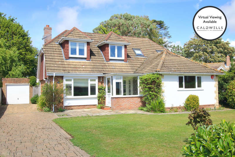 4 Bedrooms Detached House for sale in Springfield Close, Lymington, Hampshire