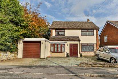 4 Bedrooms Detached House for sale in Toll Bar Road, Sheffield, South Yorkshire