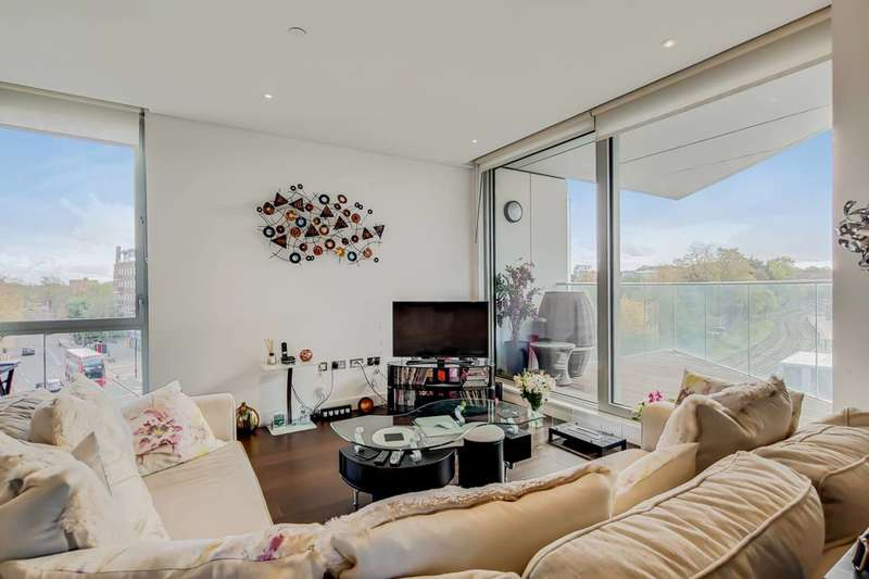 2 Bedrooms Flat for sale in Plaza Gardens, East Putney, SW15