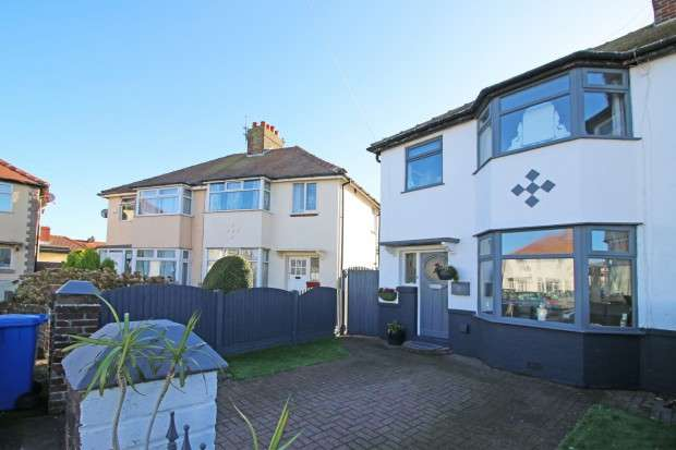 3 Bedrooms Semi Detached House for sale in Crescent Avenue, Thornton-Cleveleys, FY5