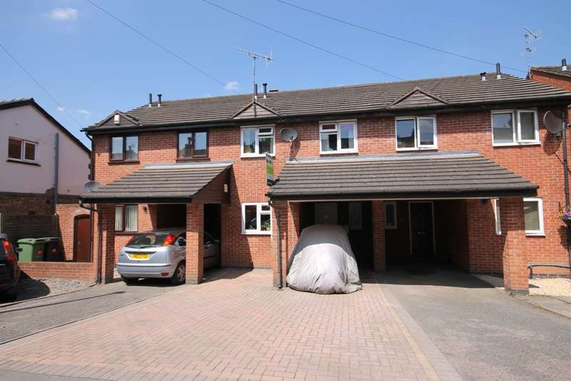 3 Bedrooms Terraced House for rent in Church Road, Worcester, WR3