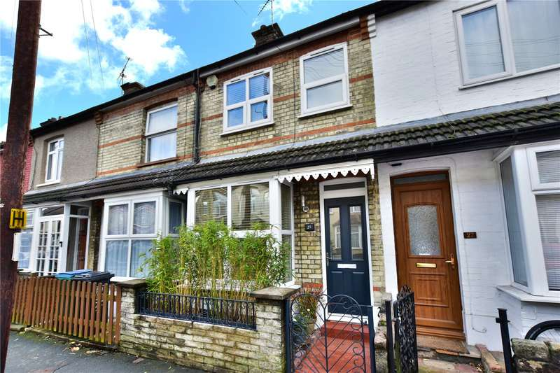 2 Bedrooms Terraced House for sale in Lowestoft Road, Watford, Hertfordshire, WD24