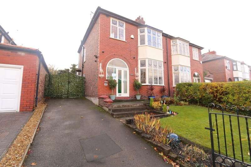 3 Bedrooms Semi Detached House for sale in Clarendon Road, Audenshaw, Manchester, M34