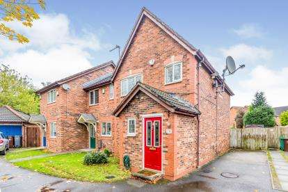 3 Bedrooms End Of Terrace House for sale in Freshpool Way, Sharston, Manchester, Greater Manchester