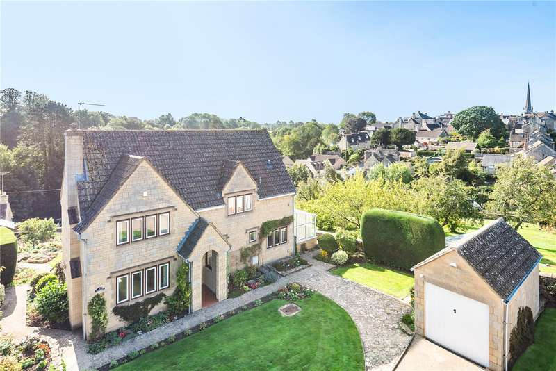 4 Bedrooms Detached House for sale in The Damsells, Tetbury, GL8