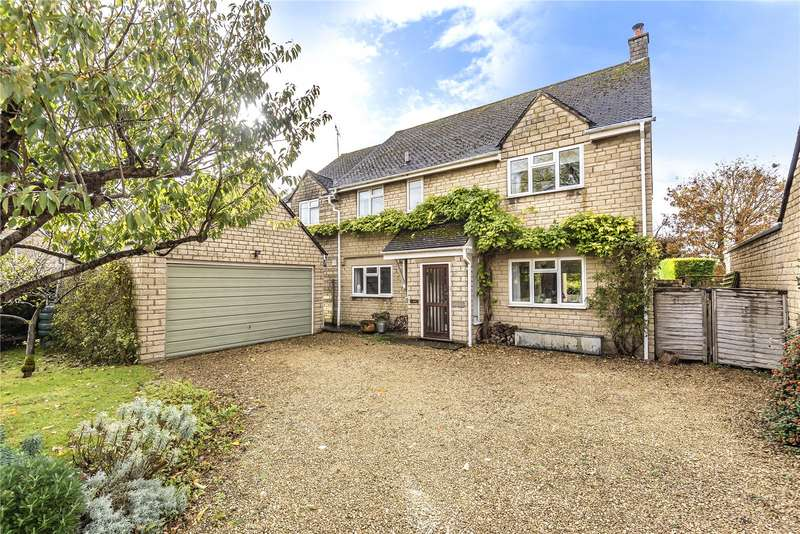 5 Bedrooms Detached House for sale in Tantara, Somerford Keynes, Cirencester, GL7