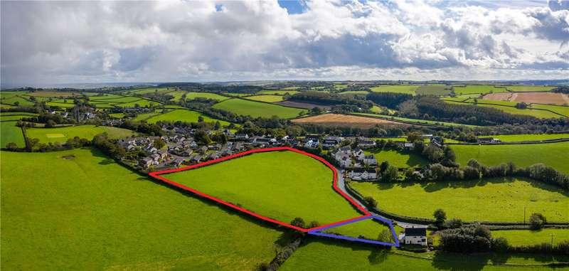 Land Commercial for sale in Chittlehampton, Nr. Umberleigh, Devon, EX37