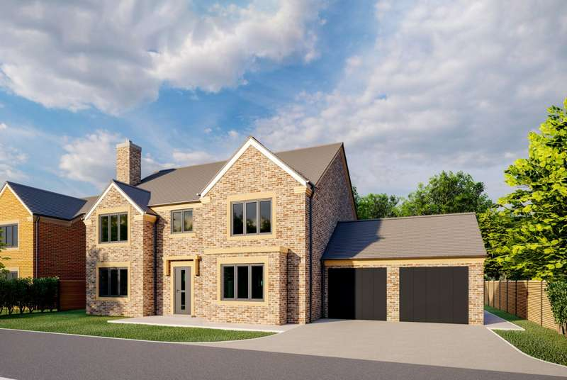 4 Bedrooms Detached House for sale in Whittington Road, Gobowen, Oswestry, Shropshire, SY11