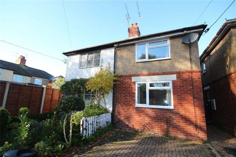 2 Bedrooms Semi Detached House for sale in Kingsburys Lane, Ringwood, BH24