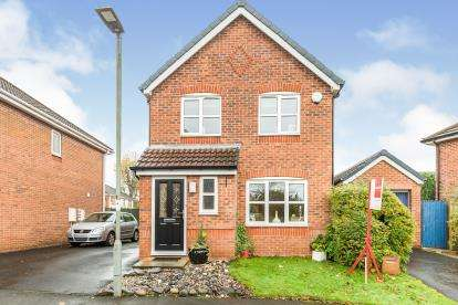 3 Bedrooms Detached House for sale in Amberwood Drive, Cherry Tree, Blackburn, Lancashire