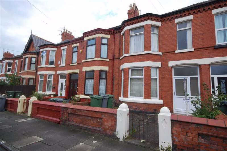 2 Bedrooms Flat for rent in Brompton Avenue, Wallasey, Wirral