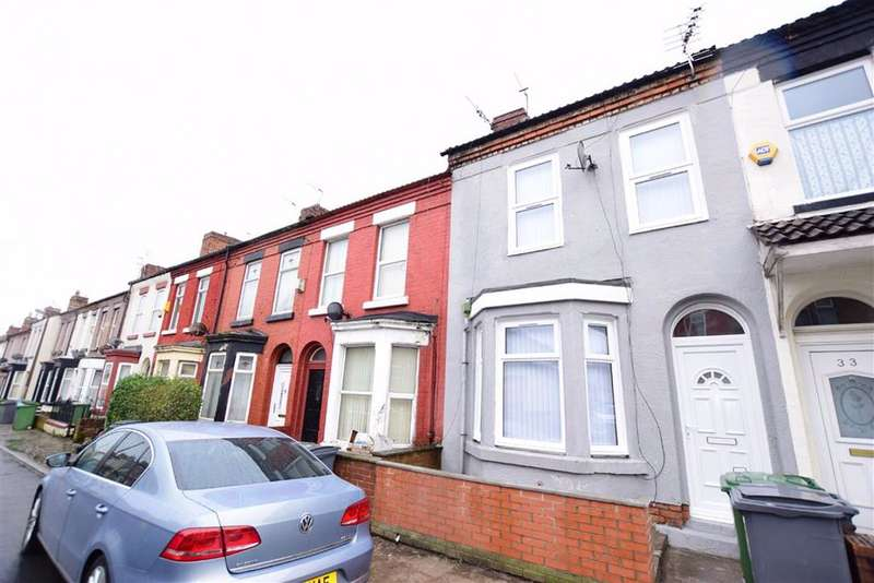 3 Bedrooms Terraced House for rent in Charlotte Road, Wallasey, Merseyside