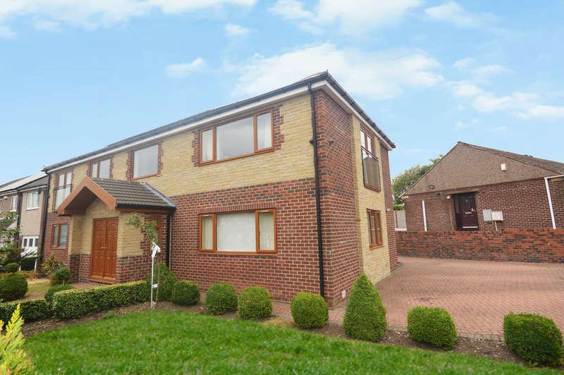 5 Bedrooms Detached House for sale in Coniston Avenue, Dalton, Huddersfield