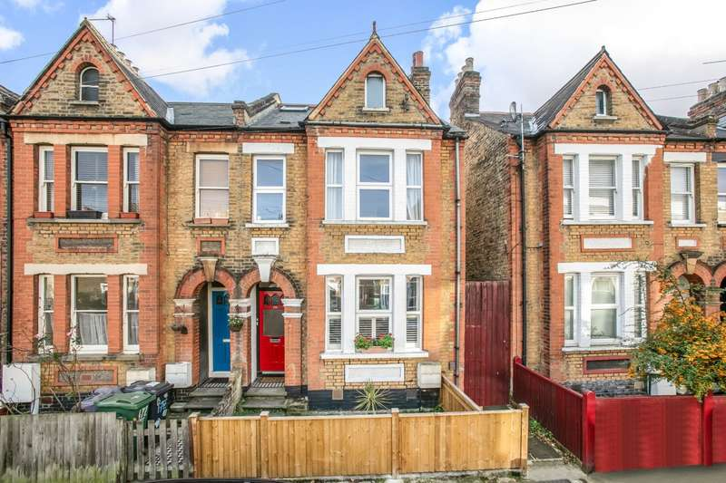 5 Bedrooms End Of Terrace House for sale in Gipsy Road, West Norwood