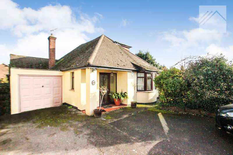 3 Bedrooms Bungalow for sale in Louvaine Avenue, Wickford