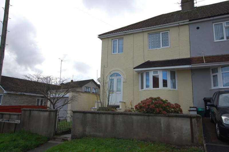 3 Bedrooms Semi Detached House for rent in Stanley Park Road, Staple Hill, Bristol, BS16