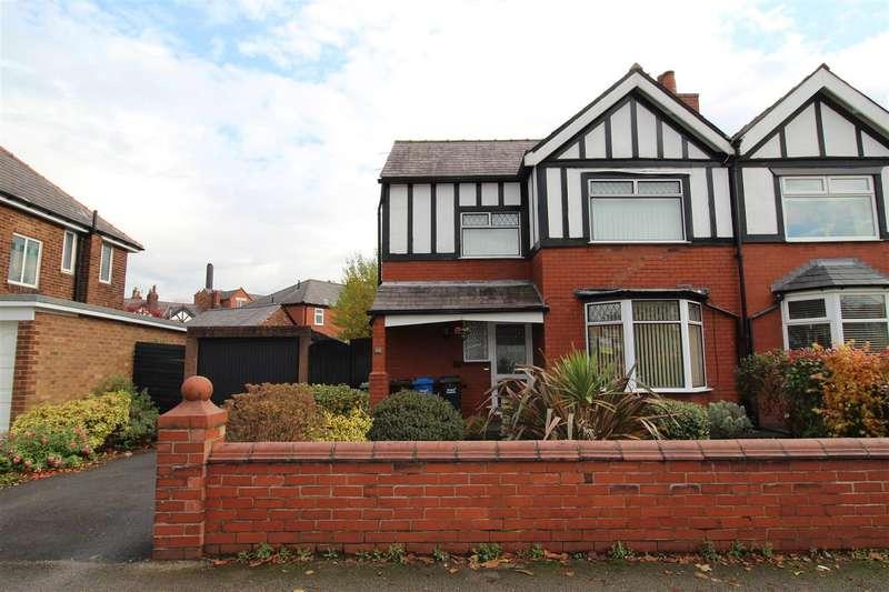 3 Bedrooms Semi Detached House for sale in Mesnes Road, Swinley, Wigan.