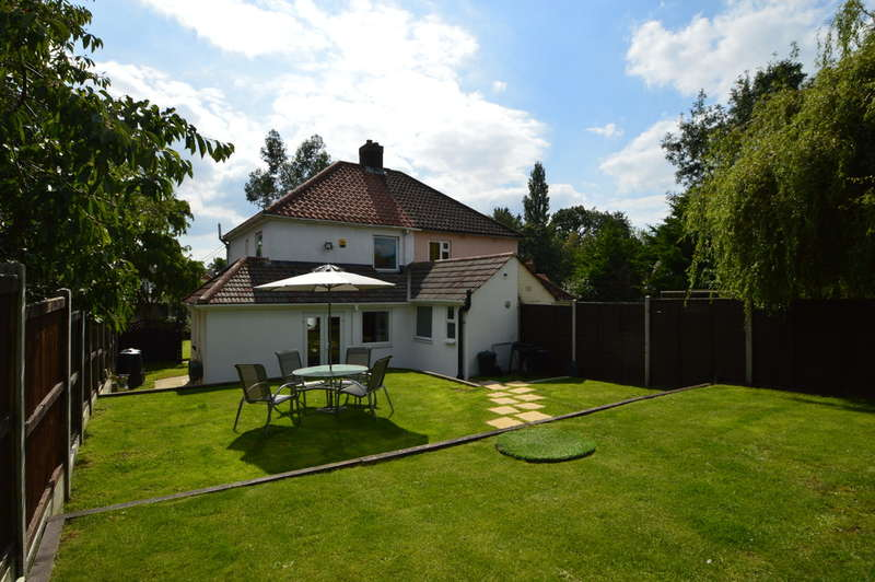 3 Bedrooms Semi Detached House for sale in Great Yeldham, Halstead, Essex