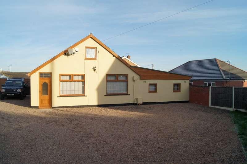 4 Bedrooms Detached Bungalow for rent in Fairway, Bramlyn Close, Clowne