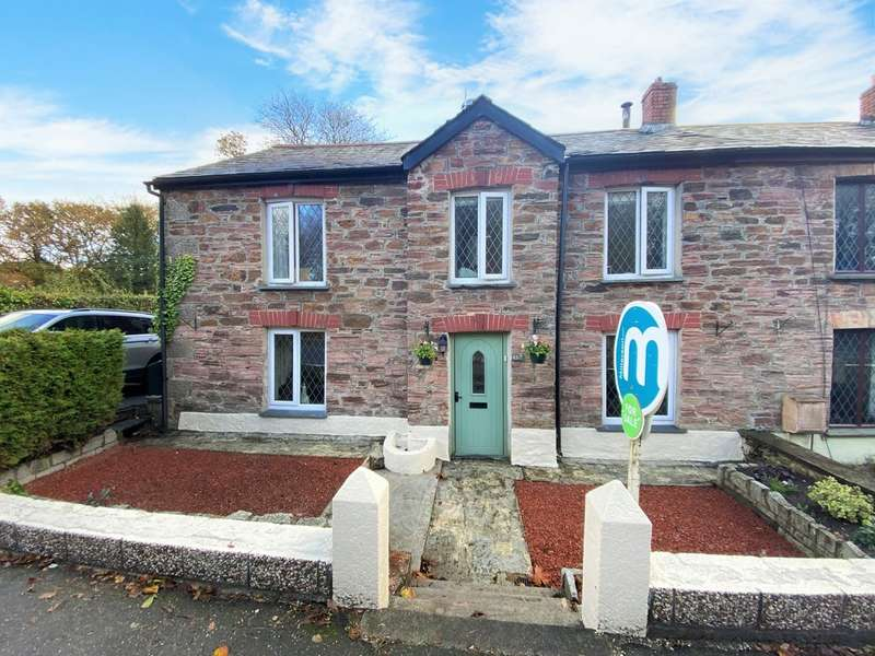 4 Bedrooms End Of Terrace House for sale in St. Austell Road, Par
