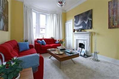 2 Bedrooms Flat for rent in Tantallon Road, Shawlands