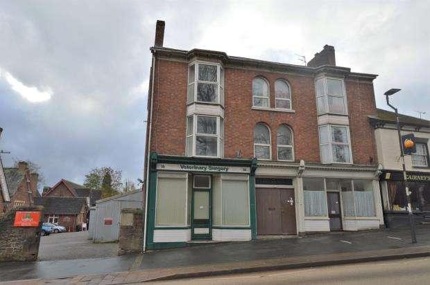 3 Bedrooms Maisonette Flat for sale in East Street, Crediton, Devon