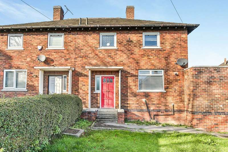 3 Bedrooms Semi Detached House for sale in Richmond Hall Crescent, Sheffield, South Yorkshire, S13