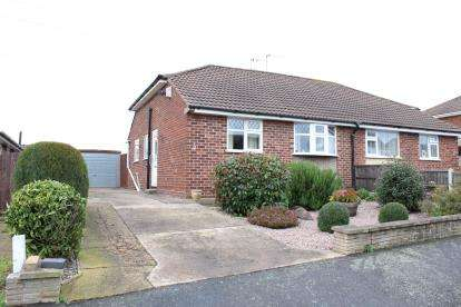 2 Bedrooms Bungalow for sale in Millfield Crescent, Braunstone Town, Leicester, Leicestershire