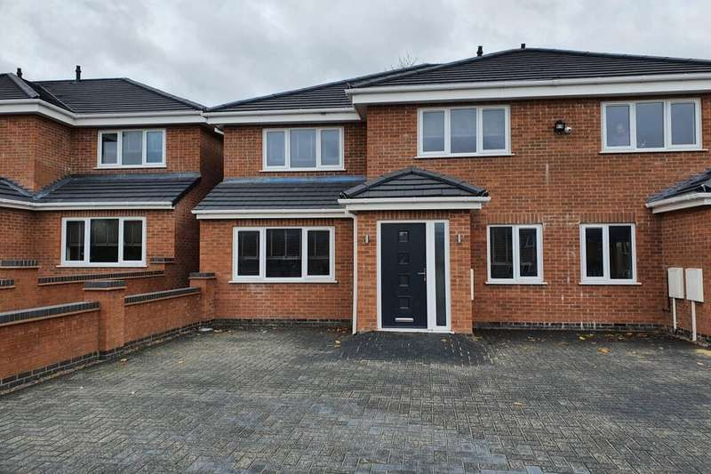 4 Bedrooms Semi Detached House for rent in Hayes Lane, Exhall, Coventry, CV7