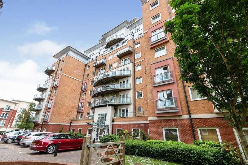 2 Bedrooms Flat for rent in Winterthur Way, Basingstoke, RG21