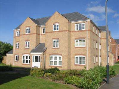 2 Bedrooms Apartment Flat for rent in Gardeners End, Bilton, Rugby