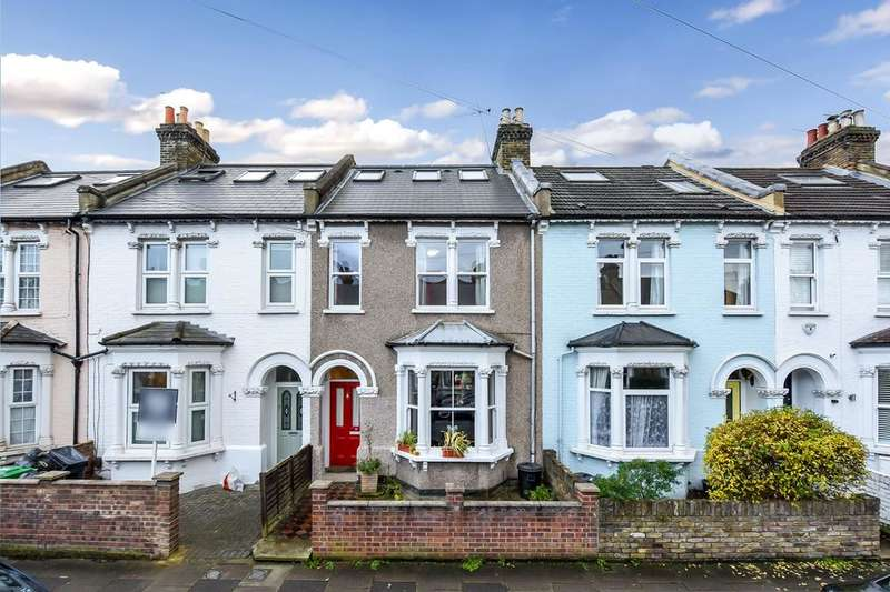 5 Bedrooms Terraced House for sale in Selkirk Road, London SW17
