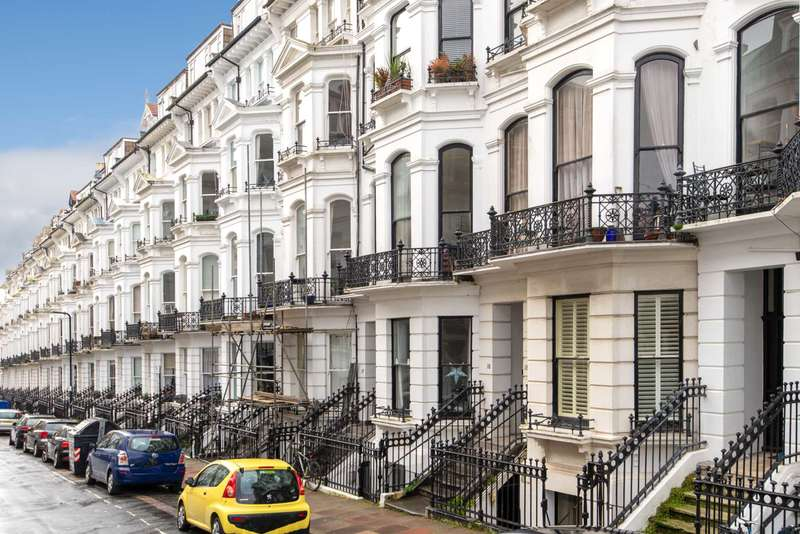 2 Bedrooms Flat for rent in St Micheals Place, Brighton