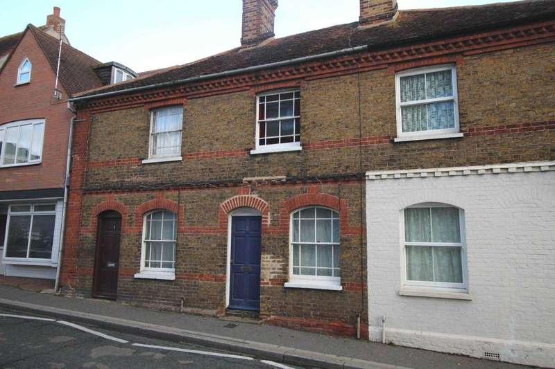 2 Bedrooms Terraced House for sale in Fambridge Road, Maldon