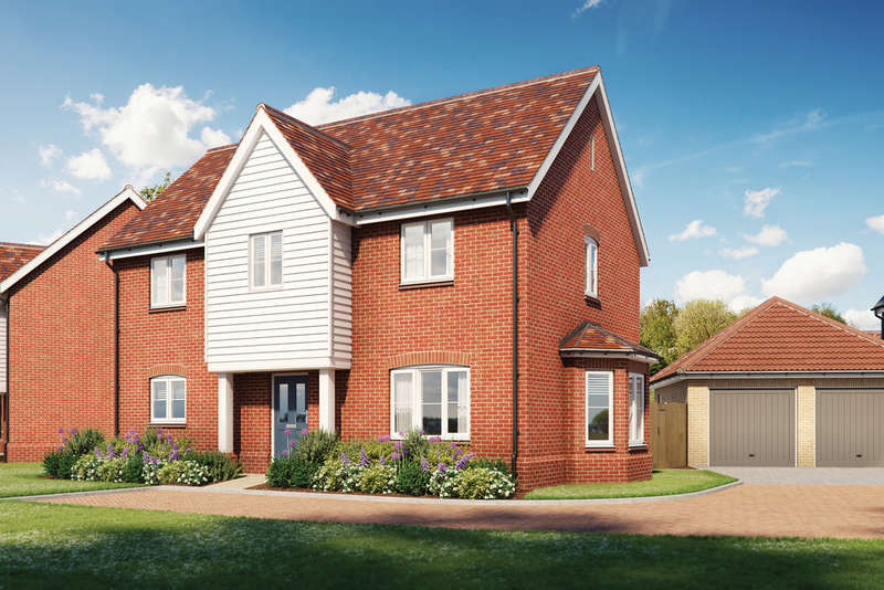 4 Bedrooms Detached House for sale in St Laurence View, Ridgewell, Essex