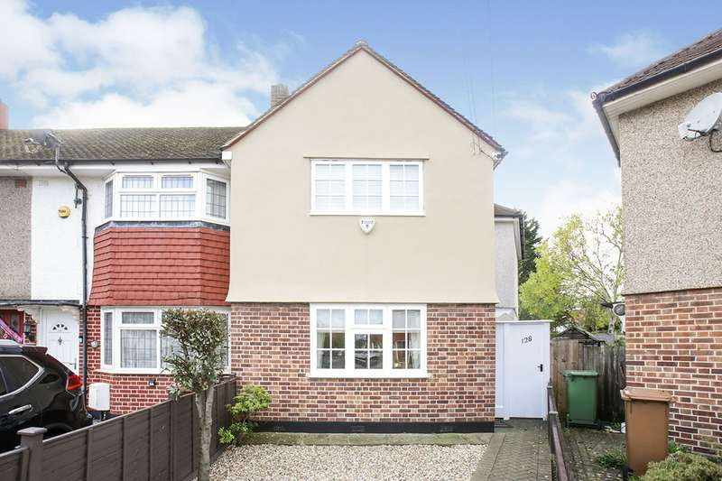 3 Bedrooms End Of Terrace House for sale in Arlington Drive, Carshalton, SM5