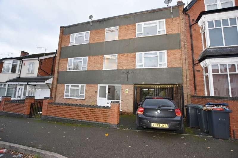 1 Bedroom Flat for rent in Gillott Road