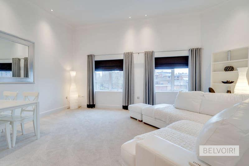 1 Bedroom Apartment Flat for rent in The Qube 2 Development, Clement Street, Birmingham