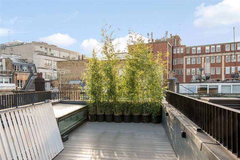 3 Bedrooms Apartment Flat for sale in Hatton Wall, London, EC1N