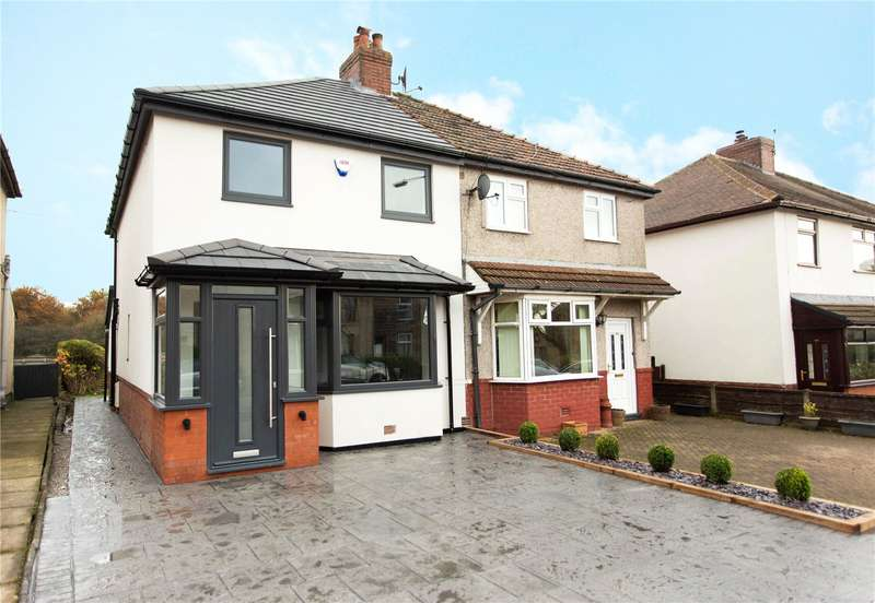 3 Bedrooms Semi Detached House for sale in Nuttall Lane, Ramsbottom, Bury, BL0