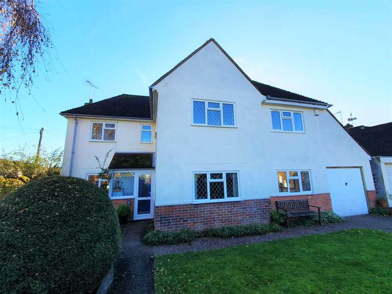 4 Bedrooms Detached House for sale in Lesley Avenue, Canterbury